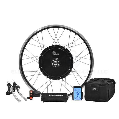 E-Bike Kit Delta Trike Front Drive Lithium Battery (15mph)