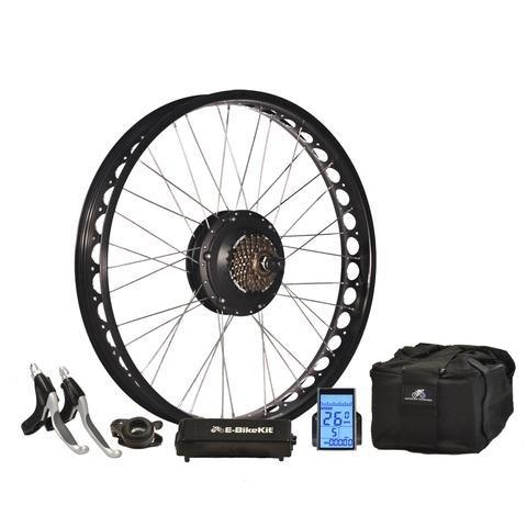 E-Bike Kit Fatbike 20mph Rear Wheel