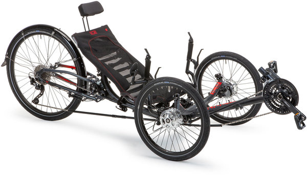 "Ice Trikes Sprint X 26"" RS Tour"