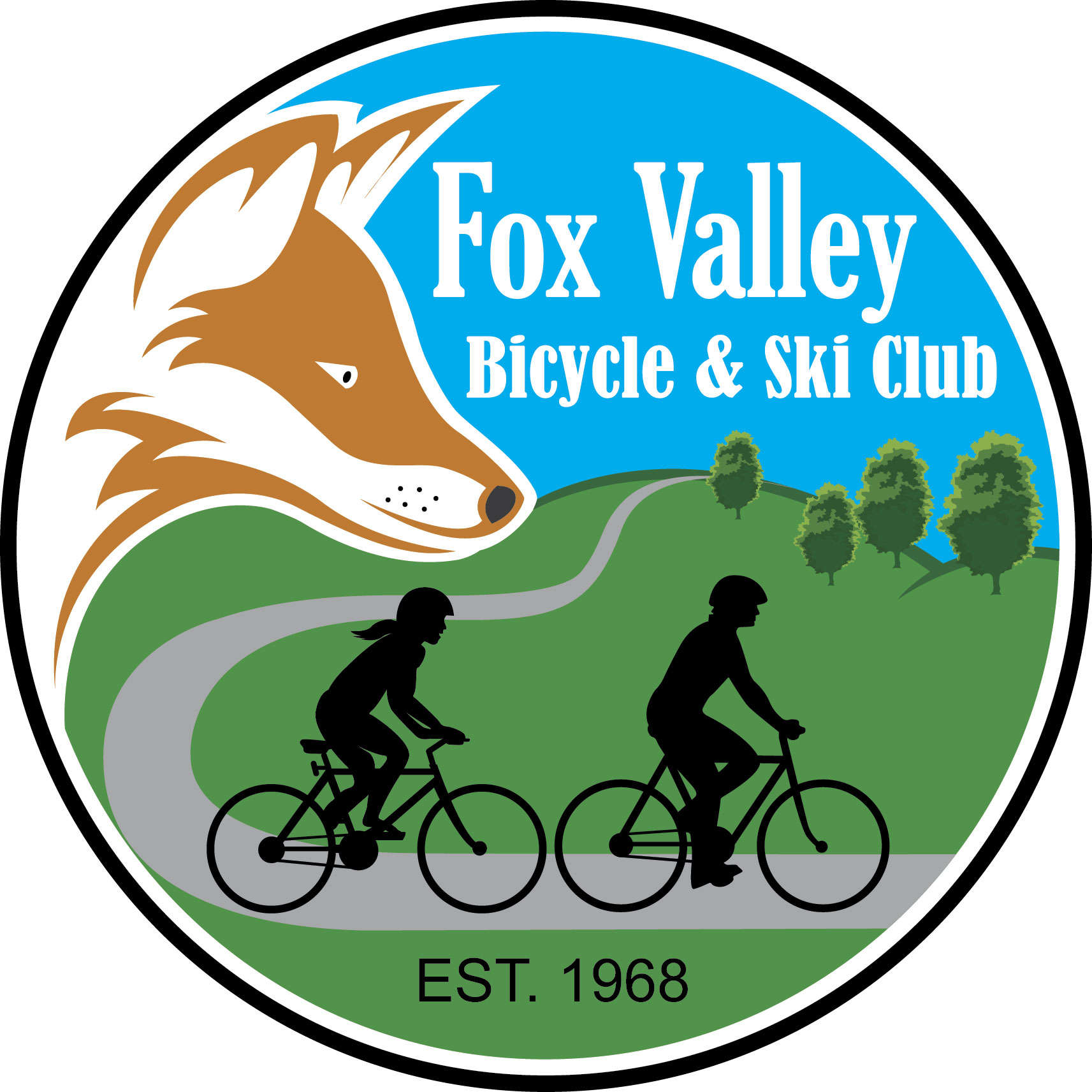Fox Valley Bicycle & Ski Club Logo