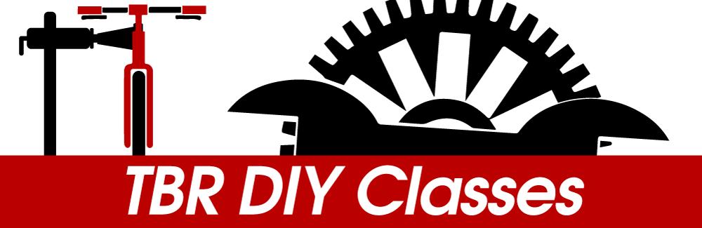 TBR DIY Classes