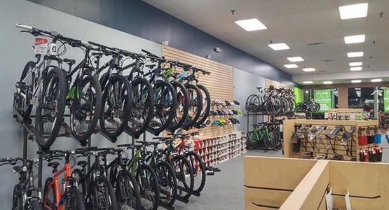 Inside Dover Bike Line
