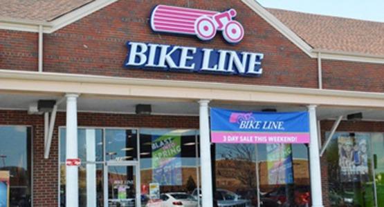 Bike Line Dover Bike Shop