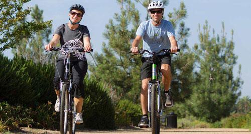 Giant Sedona sport comfort Bikes at Talbot's in San Mateo serving Burlingame, San Carlos, Redwood City and Palo Alto.