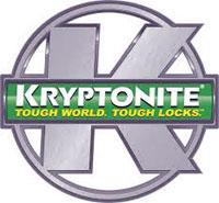 Kryptonite Locks provide excellent security for your bike.
