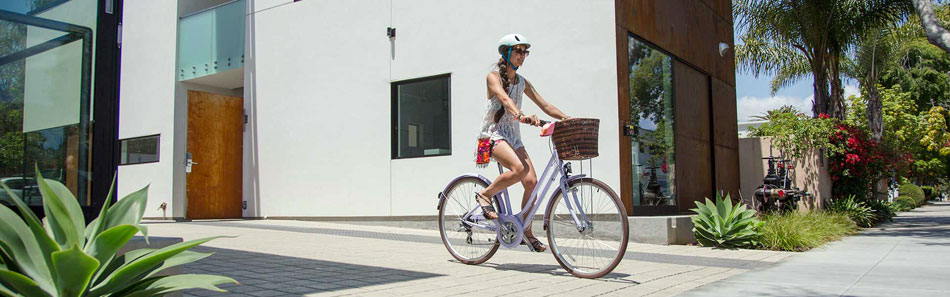 Liv Hybrid and Commuter Bikes at Talbot's in San Mateo serving Burlingame, San Carlos, Redwood City and Palo Alto.