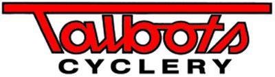 Talbot's Cyclery Logo