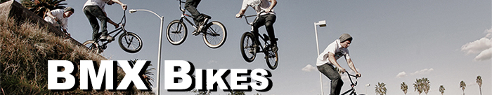 Fly high on a BMX Bike!