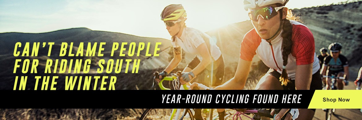 Shop Now - Florida's Year-round cycling store