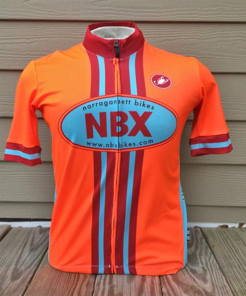 NBX Bikes Women's Club Jersey Castelli