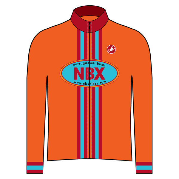 NBX Bikes NBX Men's Thermal Jersey