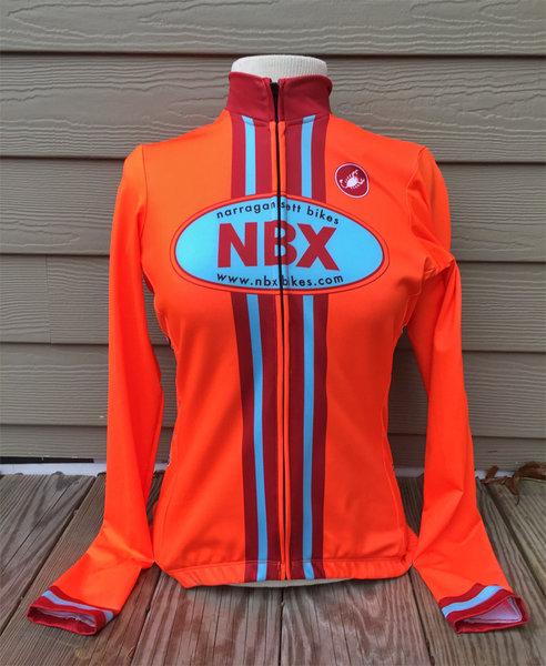NBX Bikes Women's NBX Thermal Jersey
