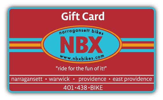 NBX Bikes Gift Card