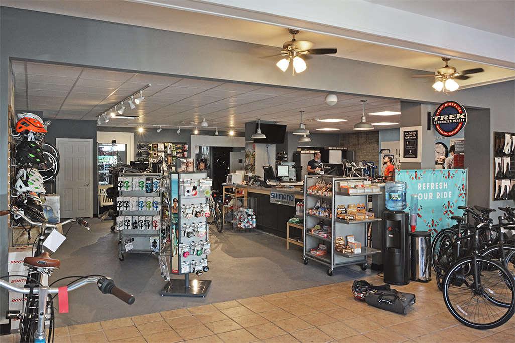NBX Providence store