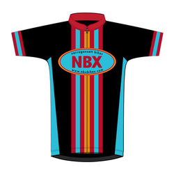 NBX Bikes Men's NBX Club Jersey