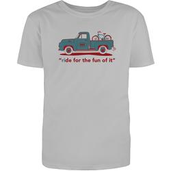NBX Bikes Men's Vintage Truck T-Shirt