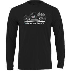 NBX Bikes Men's Truck Long Sleeve T-Shirt