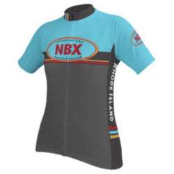 NBX Bikes Women's Club Jersey - Relaxed Fit