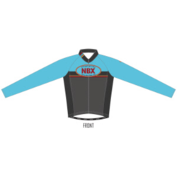 NBX Bikes Club Windshell Jacket