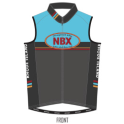 NBX Bikes Club Windshell Vest