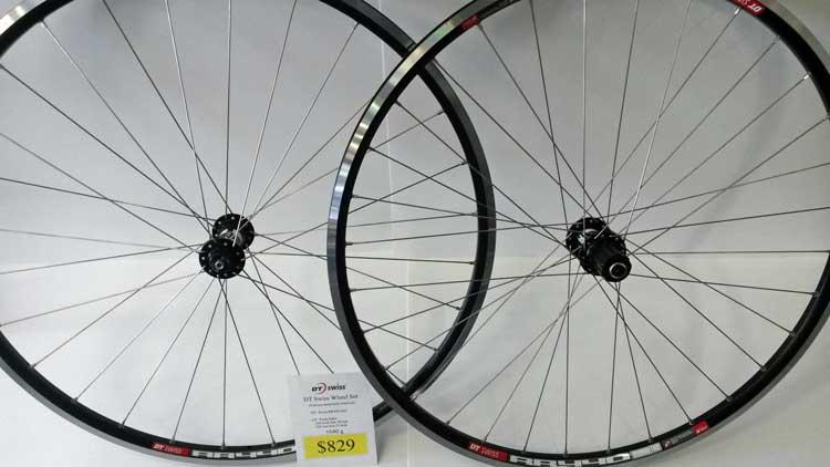 ProForm Multisport 1640 Gram Custom Wheelset