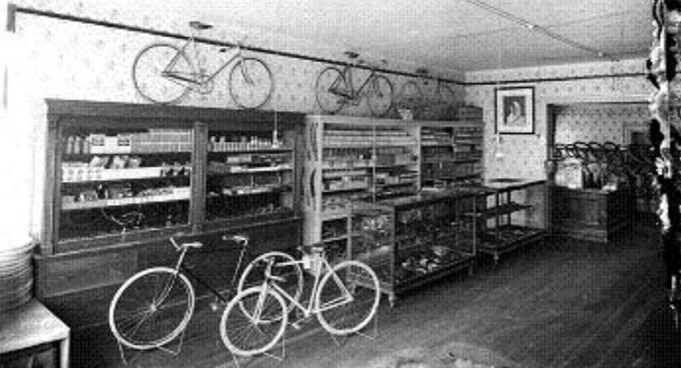 First shop