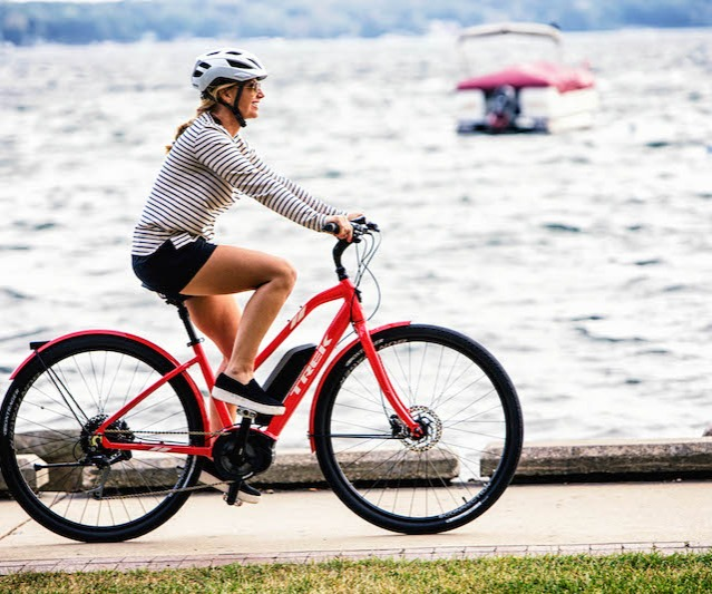 Recreational Electric Bikes