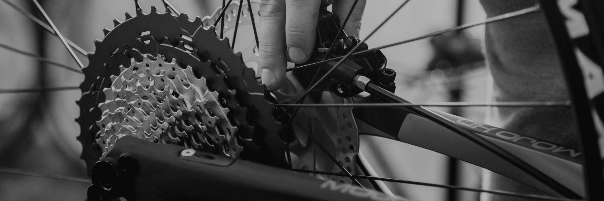Bike Repair & Service at Guthrie