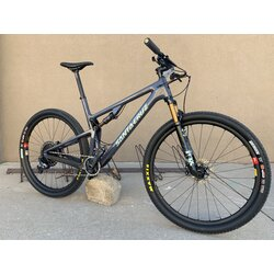 Santa Cruz Blur Trail CC 29 XO1 Reserve Kit Grey XLarge