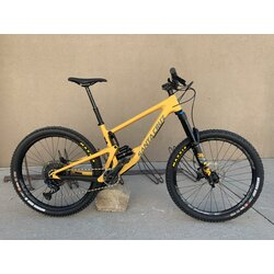 Santa Cruz Bronson C 27.5 S-Kit Limited Camel Medium