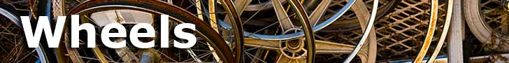 Hubs, Spokes, Rims and Full Wheel and Wheelsets available at Tread Bike Shop in New York