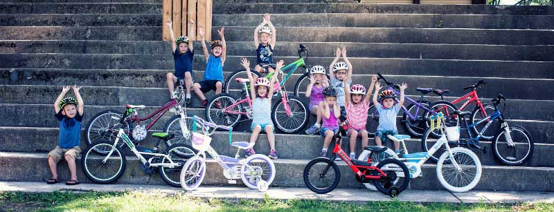 Kids Bike Trade-Up Program