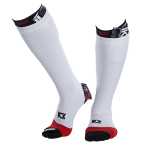 110playharder Overdrive Compression & Ice Kit (White)