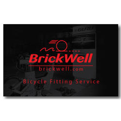 Brickwell Cycling Fitting Services Gift Card