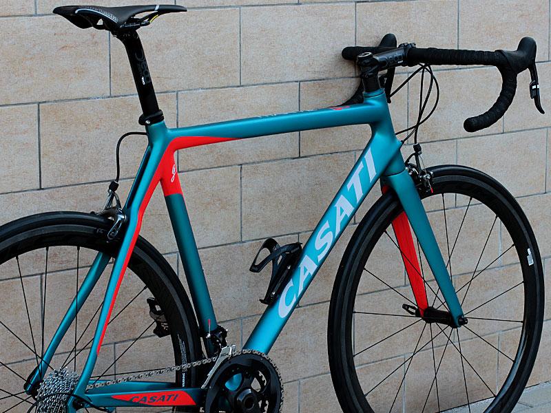 Casati Bicycles - Handmade In Italy - Bike Shop Ma - www
