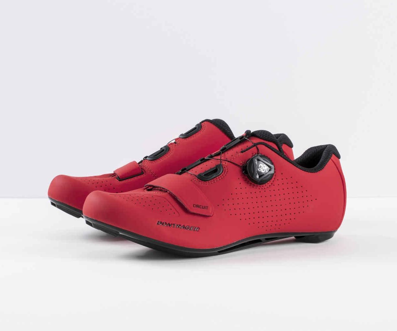 """""""Bontrager road bike shoes"""""""