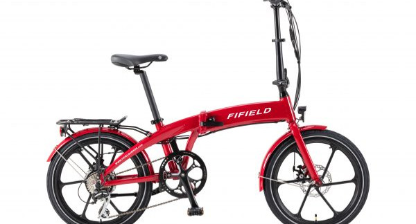 """Fifield Jetty Folding Electric Bike"""