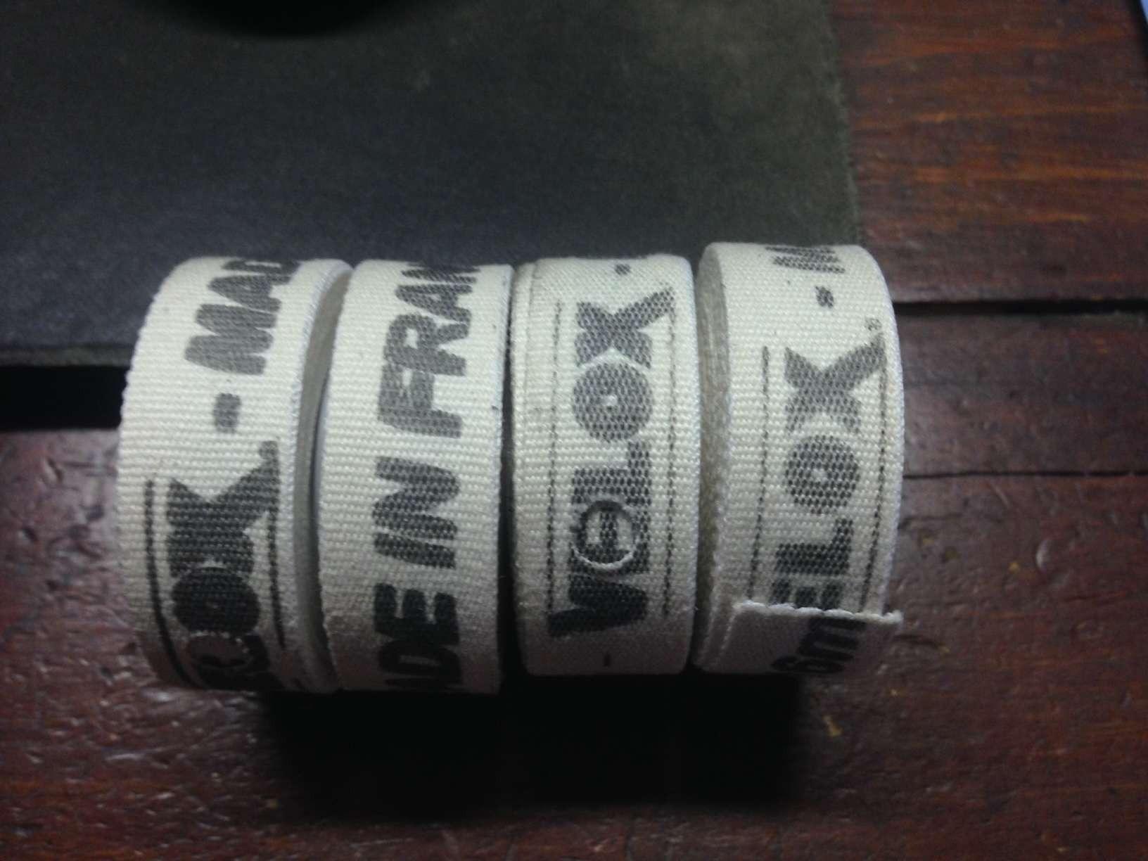 """rolls of velox rim tape"""