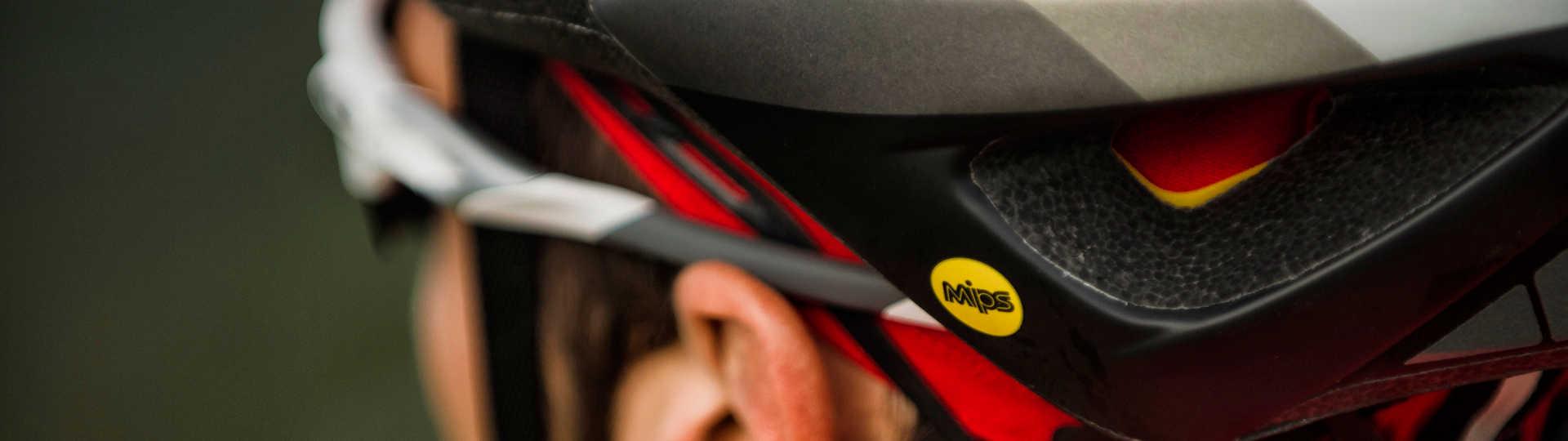 """""""bontrager bike helmet"""""""