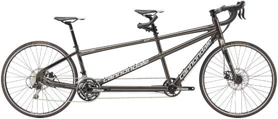 Road tandem bike