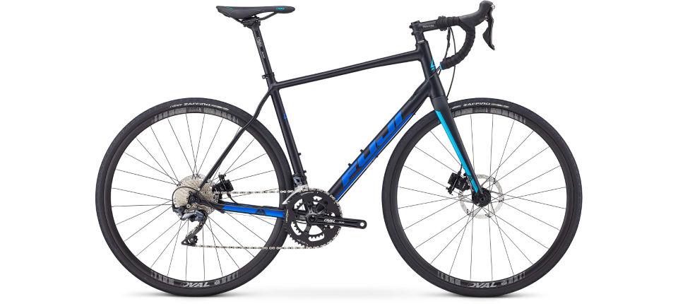 """Fuji sportif 1.3 disc road bike"""