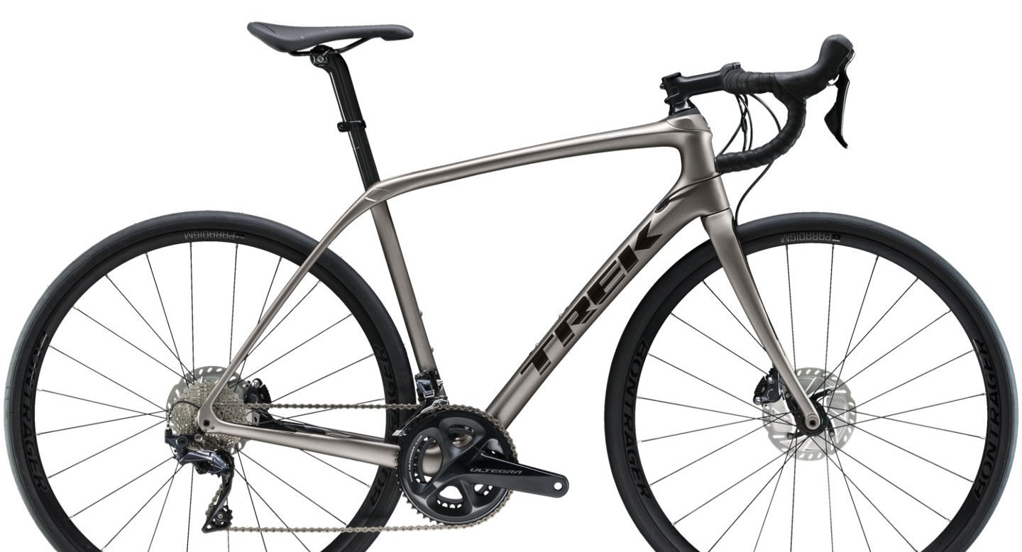 """gravel capable trek road bike"""