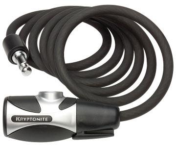 kryptonite cable key lock