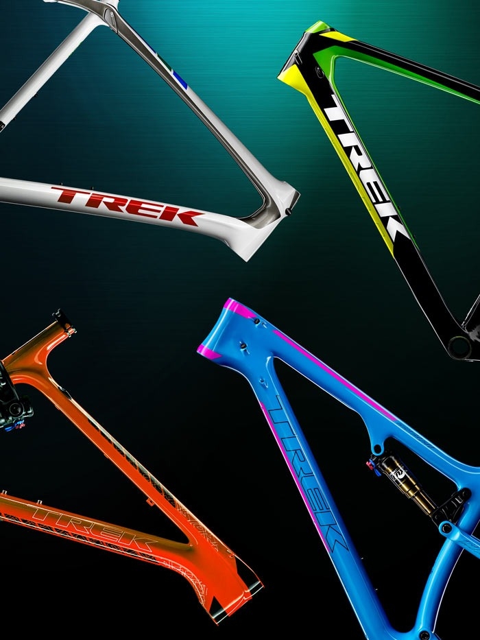 Pick your Custiom Road Bike or Custom Mountain Bike