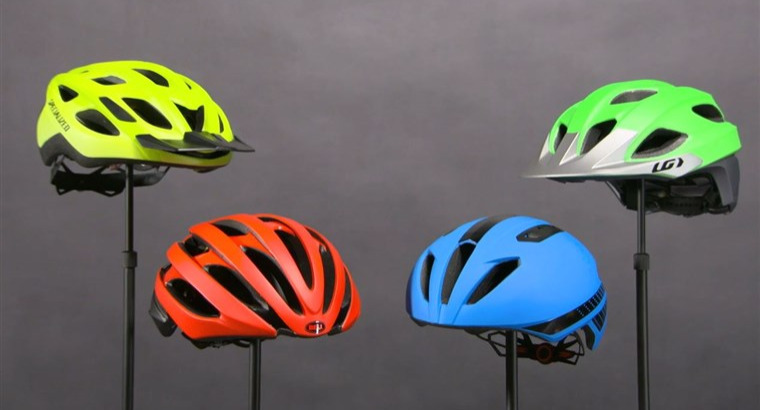 the four safest bike helmets in 2018