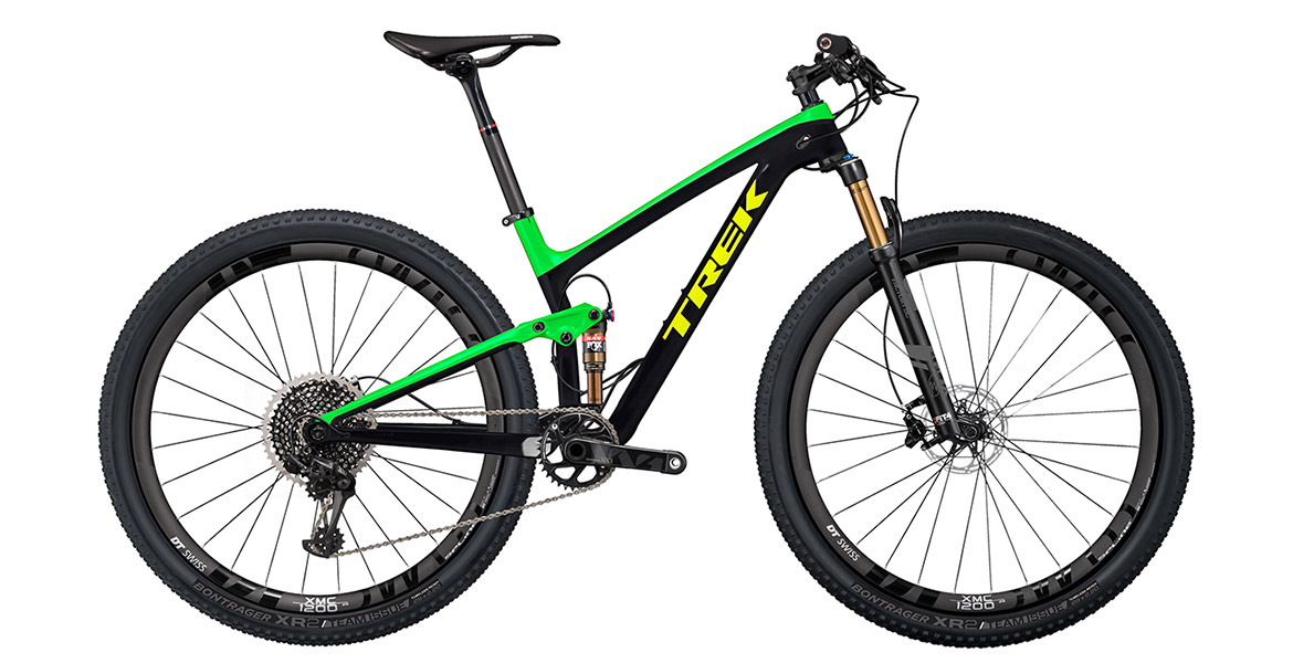 Trek Top Fuel XC Race Mountain Bike