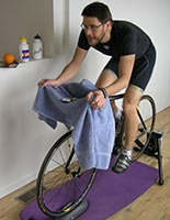 """Indoor Cycling Intervals make ride time fly by!"""