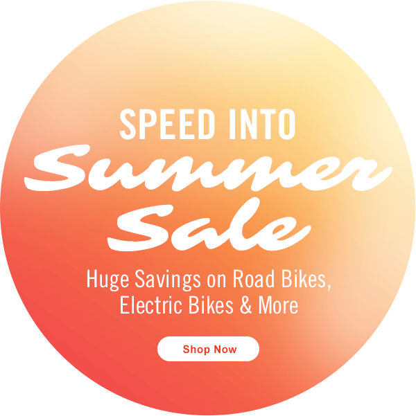 Speed Into Summer Sale