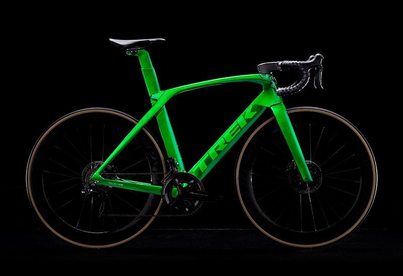Trek Madone SLR 2019 - Custom Green