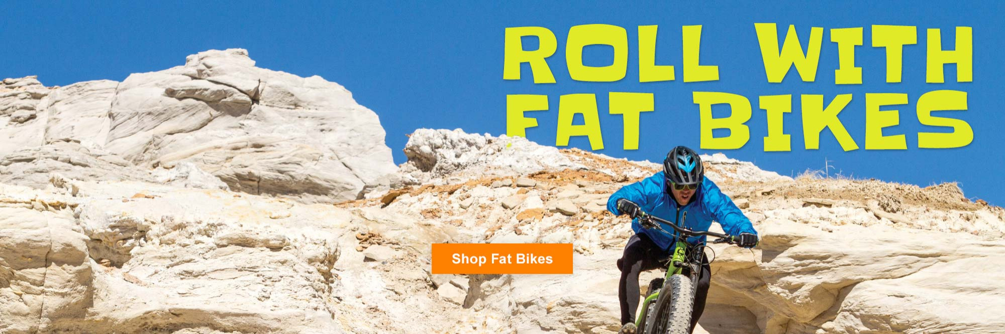 SAVE UP TO 31% on SELECT FAT BIKES